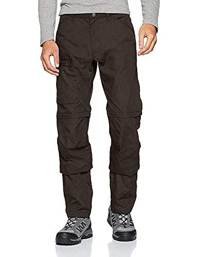Fjällräven Herren High Coast Zip-off Trousers M Hose,Mountain Grey ,54