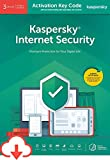 Kaspersky Internet Security 2020   3 Devices   2 Years   PC/Mac/Android   Activation Code by Email [Download]   Antivirus Software, 360 Deluxe Firewall, Web Monitor, Total Security VPN, Parental Ctrl