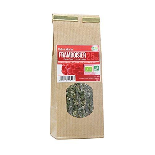 Tisane Framboisier Bio (Rubus Idaeus) - 25 g