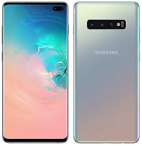 Samsung Galaxy S10 Plus Dual SIM 128GB 8GB RAM SM-G975F/DS Prism Silver
