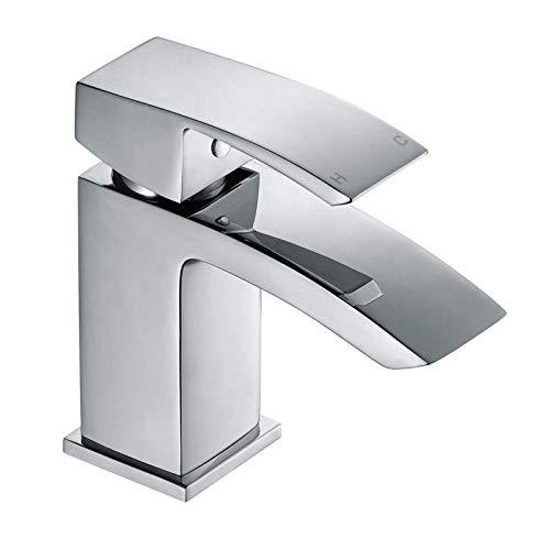 Grifo monomando para lavabo de baño de grifo, grifo monomando para lavabo moderno
