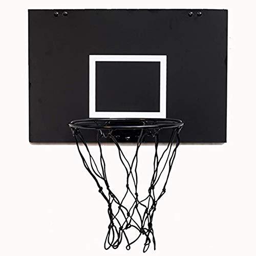 MHCYKJ Canasta Baloncesto Interior con Pelota De para Niños Colgar sobre Puertas Hogar Oficina Dormitorio Juego Aro Mini Bola Bomba Jugar Al Aire Libre En El