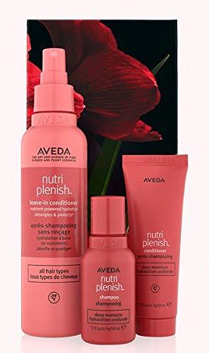 Aveda NutriPlenish Deep Moisture Hair Trio Geschenkset 2020