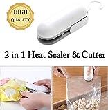 Best Bag Sealers - Mini Bag Sealer,Handheld Heat Sealer, Portable 2 in Review