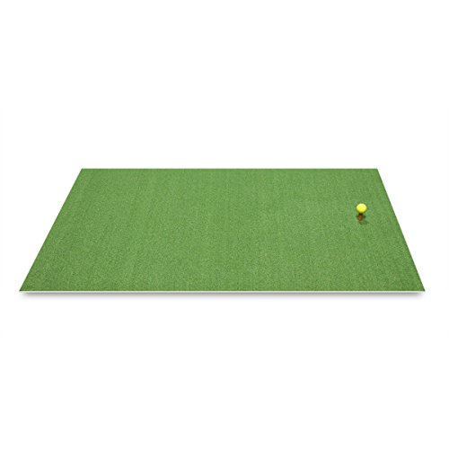 Orlimar Residential Golf Mat (3' x 5') with Free Rubber