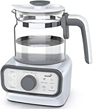 Baby Instant Warmer   Bottle Warmer   Formula Dispenser   Electric Kettle with Accurate Temperature Control for Formula, Coffee and Tea, 1.3 Liter with Timer, Auto Shut-Off and Boil-Dry Protection