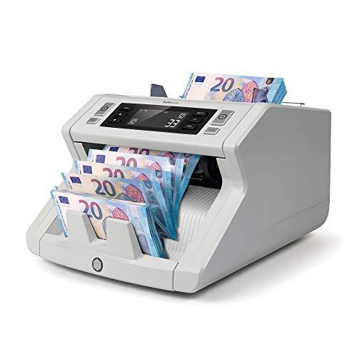 Safescan 2250 - Contadora automática de billetes clasificad
