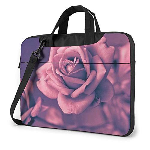 XCNGG Laptop Bag, Sakura Flower Business BriefcaseBag Cover for Ultrabook, MacBook, Asus, Samsung, Sony, Notebook 15.6 inch