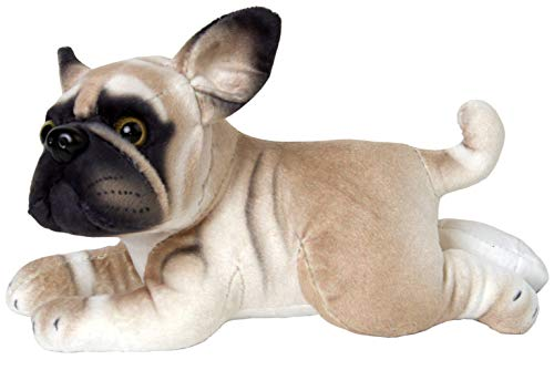 TAGLN Stuffed Animals Dog Plush Toy 10 Inch (Bull)