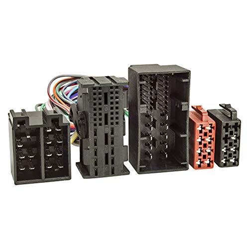tomzz Audio 7304-003 T-Kabel ISO passend für BMW ab 2018 42 pin zur Einspeisung von Freisprecheinrichtung ISO Verstärker für THB Parrot Dabendorf i-sotec Match