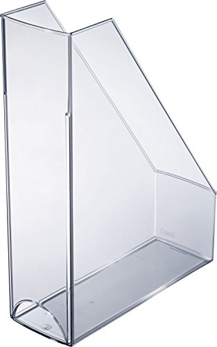 Helit Portadocumenti trasparente, Griggio