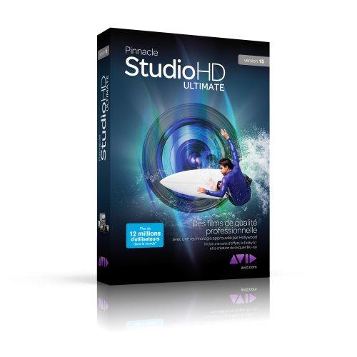 Pinnacle Studio Ultimate 15 [Versione francese]