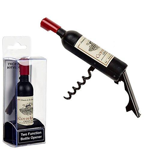ootb Cavatappi e apribottiglie, Bottiglia di Vino - calamita per frigo
