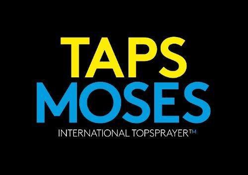 INTERNATIONAL TOPSPRAYER: MOSES & TAPS
