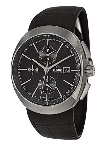 Rado Herren-Armbanduhr D-Star Chronograph Datum Limited Edition Analog Automatik R15556155