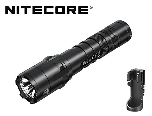 Nitecore P20 V2 lampe torche rechargeable