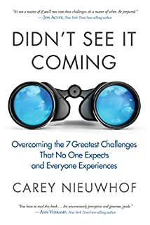 Didn't See It Coming: Overcoming the Seven Greatest Challenges That No One Expects and Everyone Experiences (0735291330) | Amazon price tracker / tracking, Amazon price history charts, Amazon price watches, Amazon price drop alerts