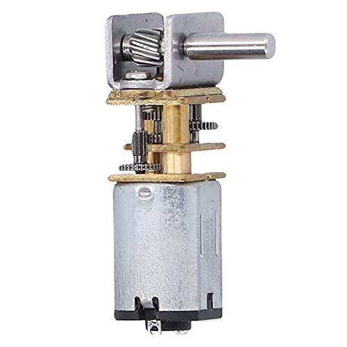 Motor de CC de alto par, práctico motor de engranaje helicoidal Reducción de velocidad para hornos para parrillas de barbacoa para lavadoras
