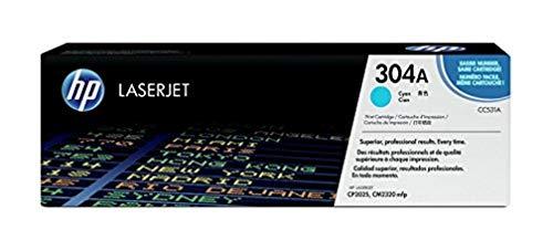 HP 304A | CC531A | Toner Cartridge | Cyan