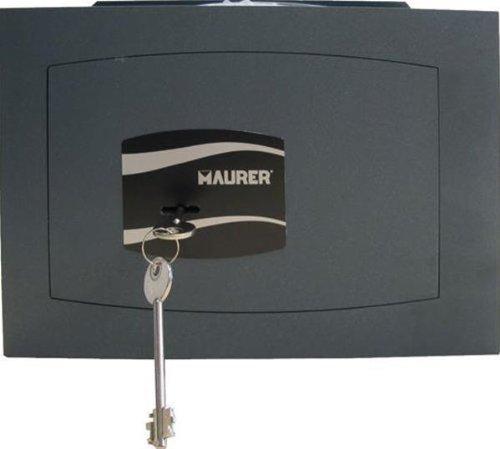 Tresor mit Schlüssel Monoblock Maurer cm. 31 x 15, 0x21h