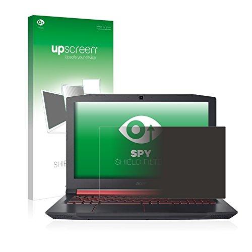 upscreen Blickschutzfilter kompatibel mit Acer Nitro 5 Privacy Filter - Anti-Spy Blickschutzfolie Sichtschutz-Folie