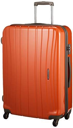 [プロテカ] スーツケース ス 日本製 フラクティ5 サイレントキャスター 89L 70 cm 5.3kg 29 cm 4300kg マンダリンオレンジ