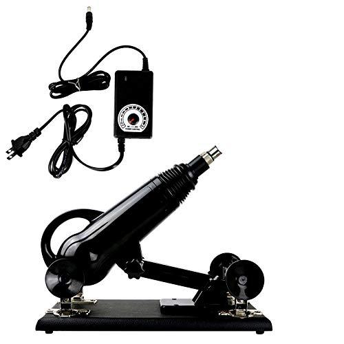 CS-PYY Upgrad Version Starke automatisches Pumpmaschinengewehr mit Attachments Thrusting Sex-Tool for Frauen und Mann-T-Shirt Hülsen-Spielzeug Unterwäsche Spielzeug CS-PYY