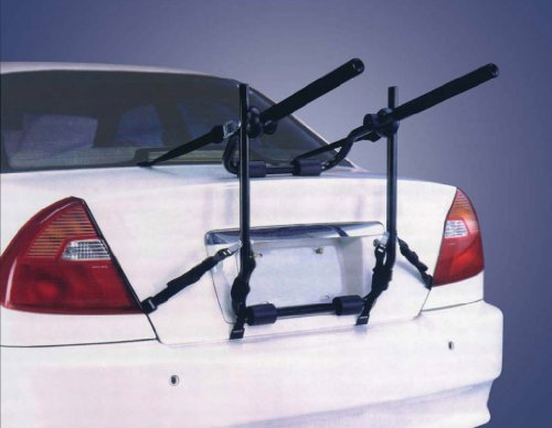 Universal Twin Cycle Carrier / Bike rack for Hatchbacks, saloons, 4x4 or estates