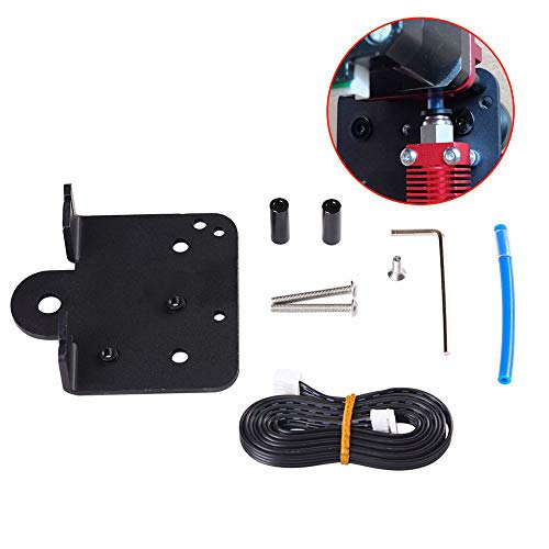 Updated Aluminum CR-10 Ender 3 Direct Drive Plate Upgrade Kit for Ender3 CR10 Ender-3 Ender 3 Pro Direct Extruder Adapter Plate