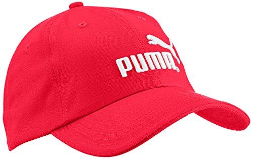PUMA Essential Cap - Gorra para Hombre, Color Rojo, Talla única