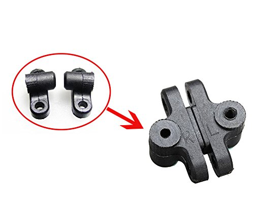 Tecesy RC Vehicle Parts F12040-041 Rear Joint Lever Fixed Part (One Pair)