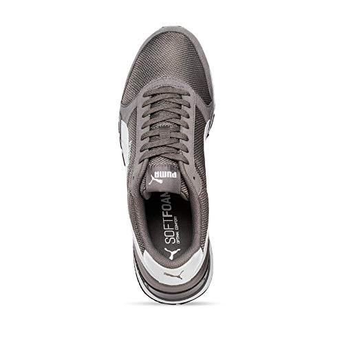 PUMA ST Runner V2 Mesh, Zapatillas Unisex Adulto, Gris (Charcoal Gray), 42.5 EU
