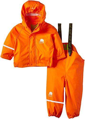Pantaloni Impermeabili Bambino Blu 120 cm Dark Navy Rainwear Overall -Solid Celavi