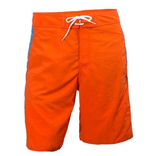 Helly Hansen HH Logo Shorts Pantalón Corto, Hombre, Naranja (385 Cloudberry), 36
