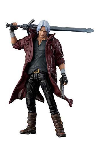 Figura Dante 16 cm. Devil May Cry 5. Escala 1:12. Sentinel