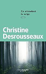 En attendant la neige de Christine Desrousseaux