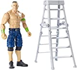 WWE GGP04 Wrekkin John Cena Action Figure, Multicoloured