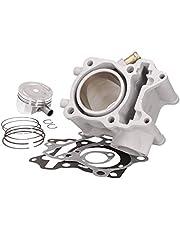 Kit de cilindro Airsal Sport 150 ccm 58 mm para Honda PCX 125, SH 125 2013