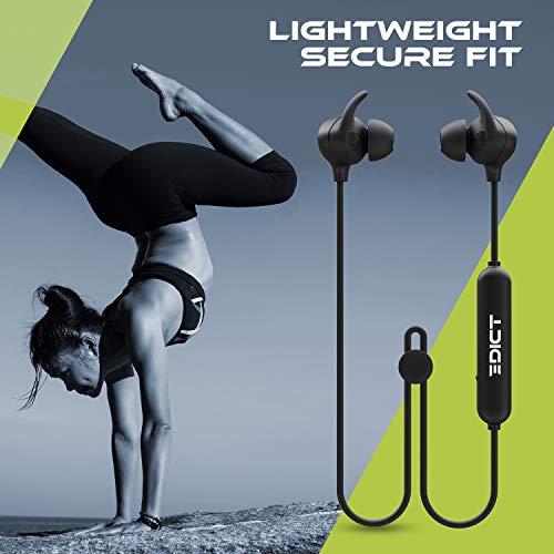 EDICT by Boat EWE01 in-Ear Wireless Earphone with Bluetooth