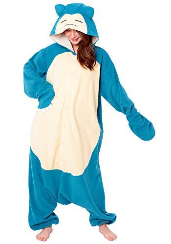 SAZAC Kigurumi - Pokemon - Snorlax - Onesie Jumpsuit Halloween Costume...