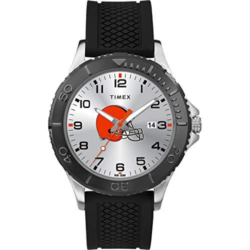 Timex Men's TWZFBRWMD NFL Gamer Cleveland Browns Watch