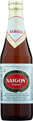Sabeco Saigon Bier 355ml - 4,9%Vol - Exportqualität