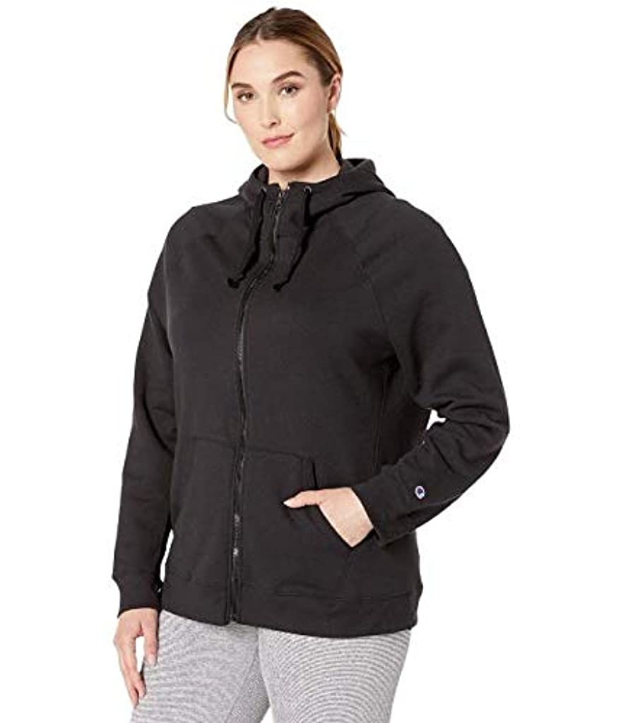 バングラデシュ行商特性Champion Plus Fleece Full Zip-Up 服 【並行輸入品】