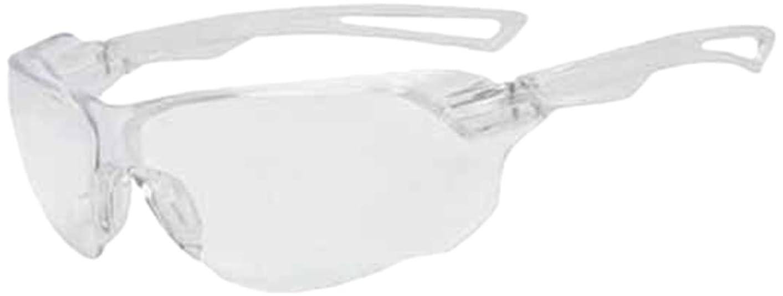 TRUSCO(トラスコ) 二眼型安全メガネ(スポーツタイプ)レンズ透明
