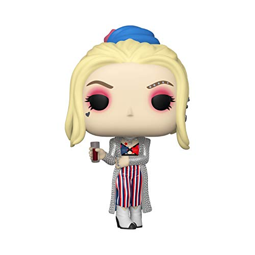 Pop Heroes: Birds of Prey- Harley Quinn (Black Mask Club)