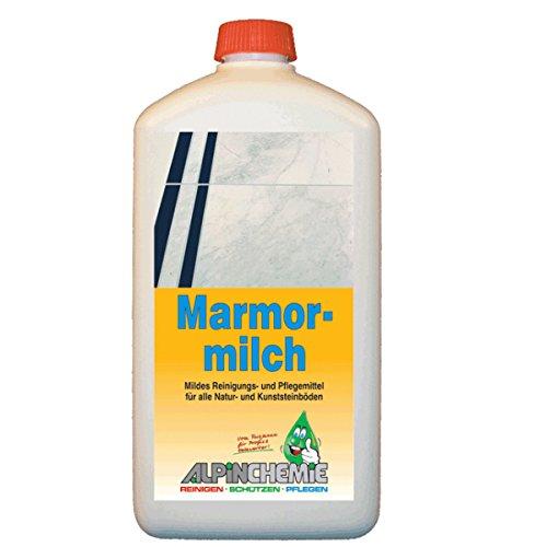 Alpin-Chemie - Marmormilch zur Pflege von Marmorböden und Betonwerkstein, 1 Liter
