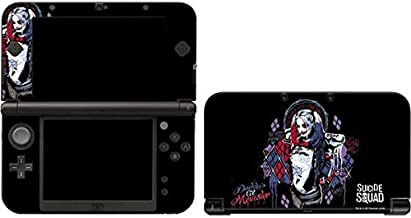 Skinit Decal Gaming Skin for 3DS XL 2015 - Officially Licensed Warner Bros Harley Quinn Daddys Little Monster Design