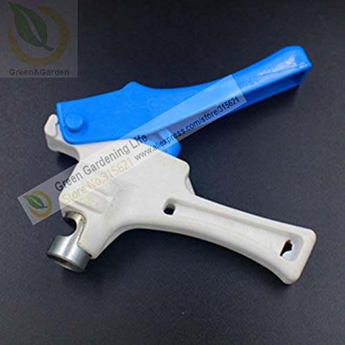 Bureze 1 STKS 16 MM Perforator Pijp Druppel Irrigatie Riem Puncher Irrigatie Apparatuur Accessoires Tuinbenodigdheden