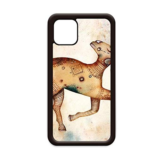 maart april Ram sterrenbeeld dierenriem voor Apple iPhone 11 Pro Max Cover Apple mobiele telefoonhoesje Shell, for iPhone11 Pro Max