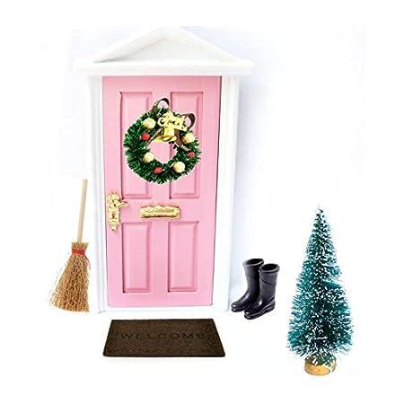 1//12 Dollhouse Miniature Xmas Christmas Decorations Set Christmas Tree